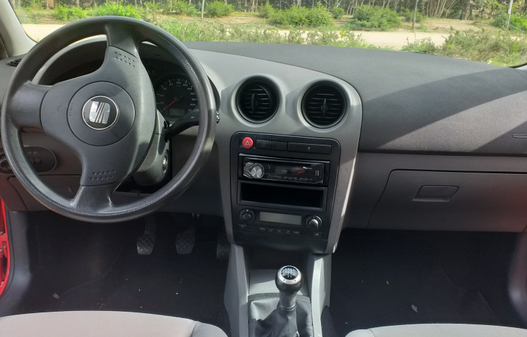 Hire a Seat Ibiza in Madrid