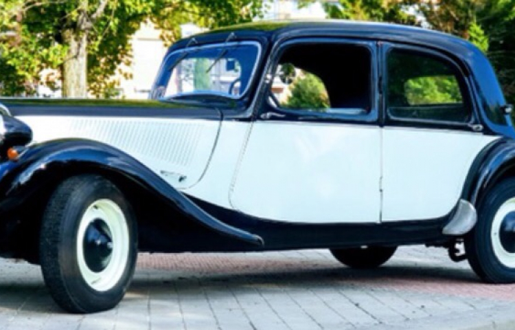 Alquilar un Citroen Pla Happy 435 en Madrid