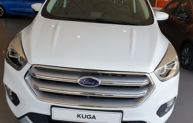 Hire a Ford Kuga in Castelldefels