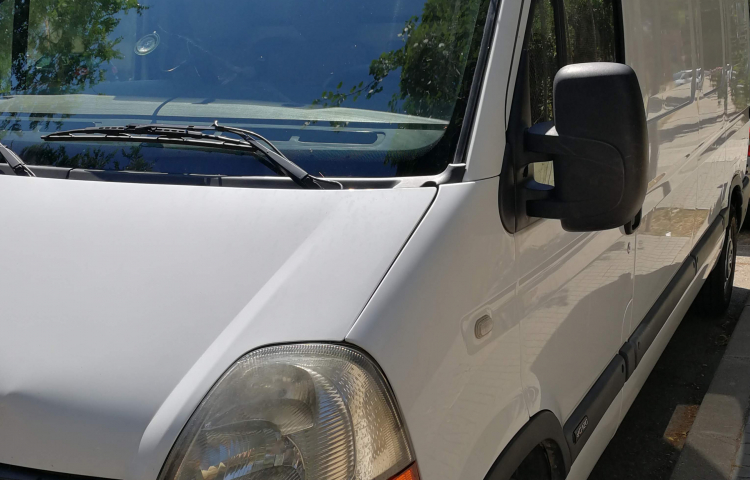 Hire a Renault Master in Sabadell