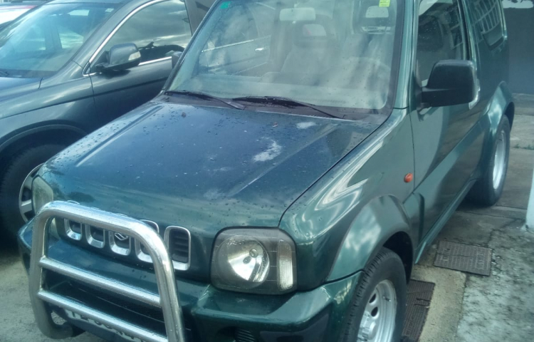 Hire a Suzuki Jimny in Maó