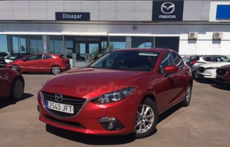 Hire a Mazda 3 Style in Barcelona