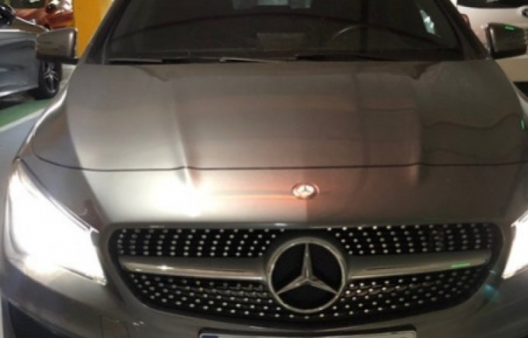 Hire a Mercedes Clase CL in Barcelona