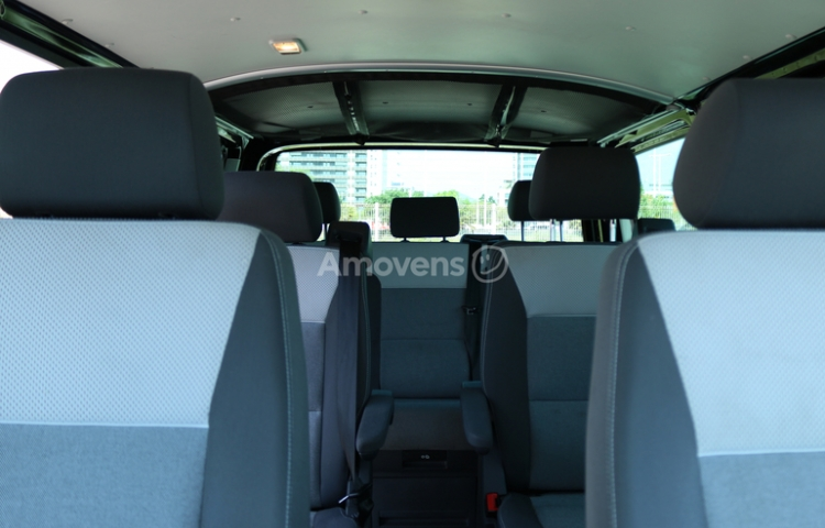 Hire a Volkswagen Multivan in Barcelona