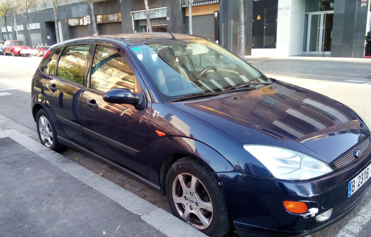 Louer Ford Focus à Barcelone