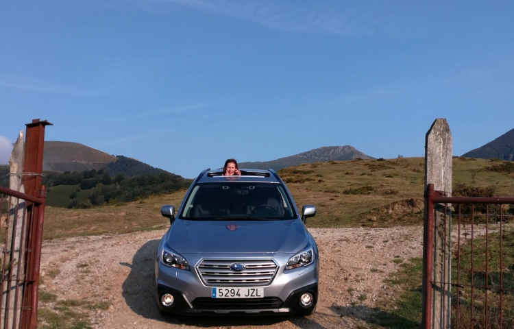 Hire a Subaru Outback in Madrid