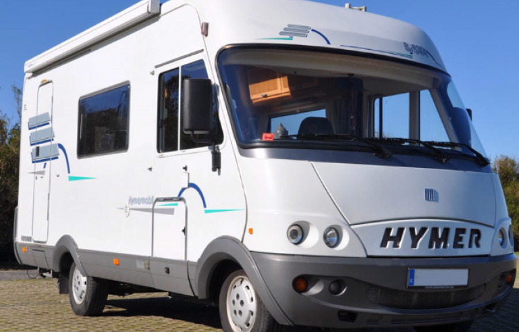 Hire a Hymer Himermobil Clase B in Torremolinos