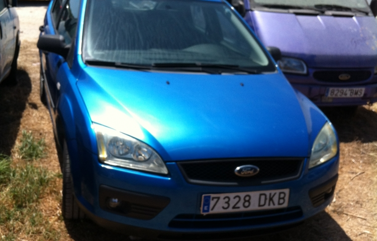 Hire a Ford Focus in Maó