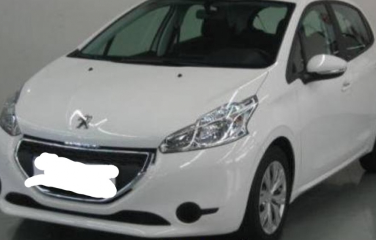 Hire a Peugeot 208 in Ibiza