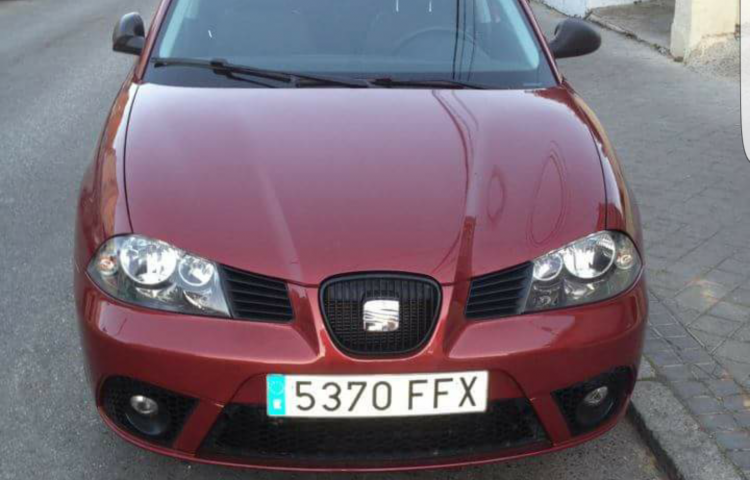 Hire a Seat Ibiza 1.9 in Madrid
