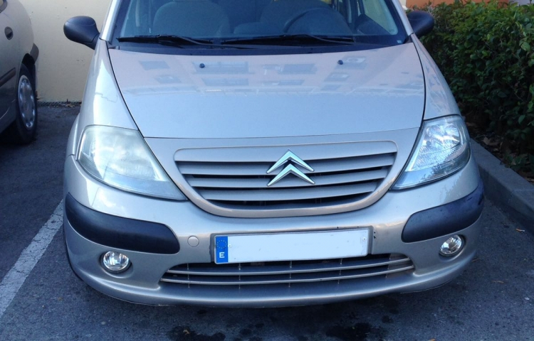 Hire a Citroen C3 in Madrid