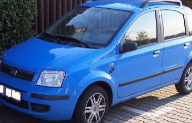 Hire a Fiat Panda in Maó