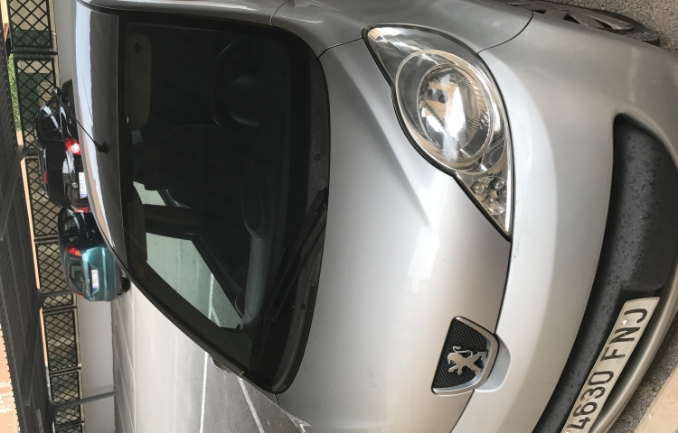 Hire a Peugeot 107 in Alicante