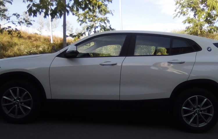 Hire a BMW X2 in Barcelona