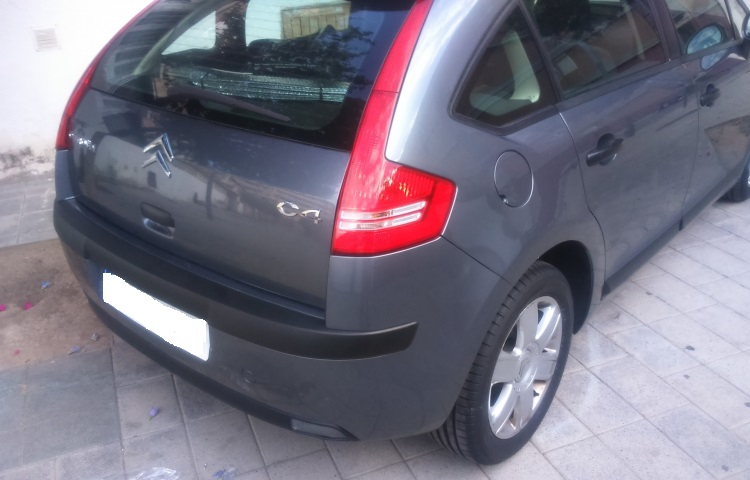 Hire a Citroen C4 in Barcelona