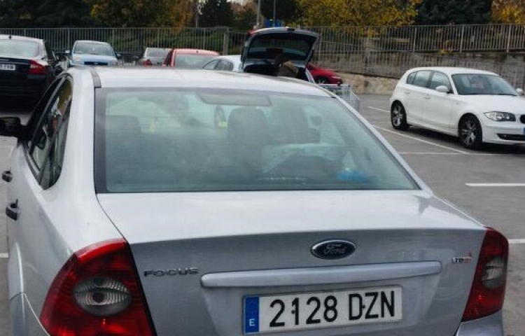 Hire a Ford Focus in Madrid