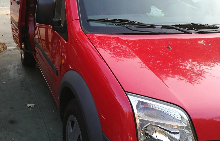 Hire a Ford Transit in Barcelona