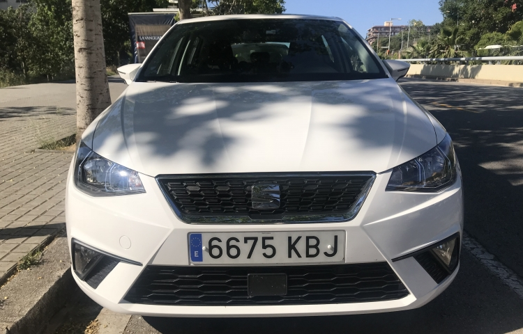 Hire a Seat Ibiza ST 1.0 ECOTSI STYLE BISMOUTH in Barcelona