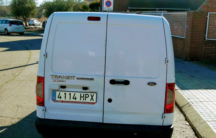 Hire a Ford Transit in Ciempozuelos