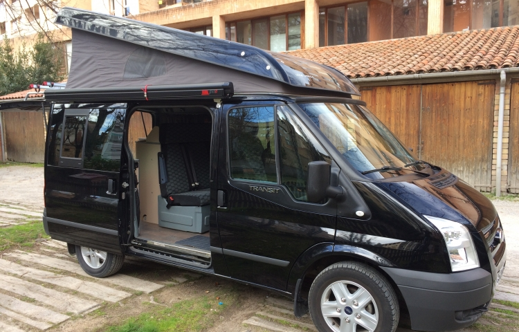 Hire a Ford Transit in Vic