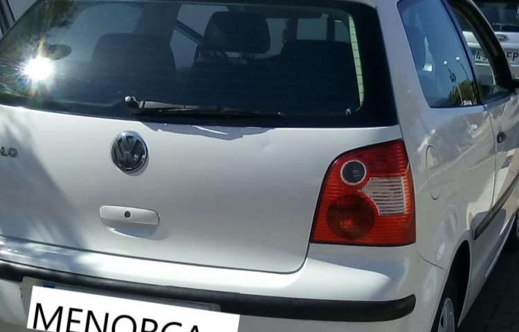 Hire a Volkswagen Polo in Ferreries