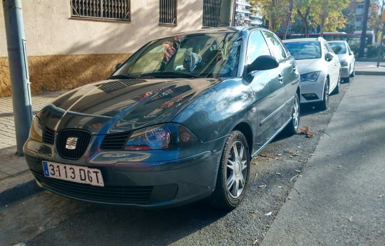 Hire a Seat Ibiza in Barcelona