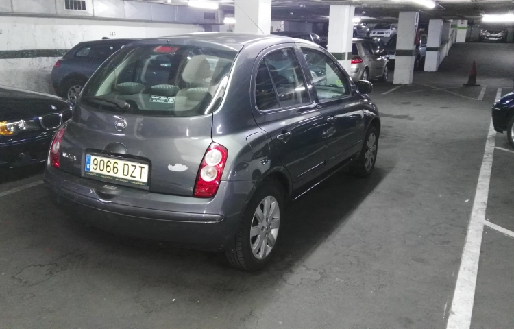 Hire a Nissan Micra in Barcelona