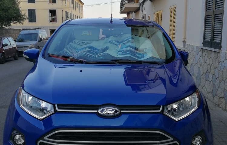 Hire a Ford EcoSport in Alaró