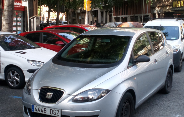 Hire a Seat Toledo in Barcelona