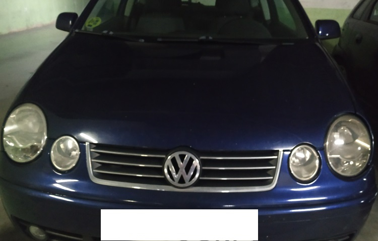Hire a Volkswagen Polo in Barcelona