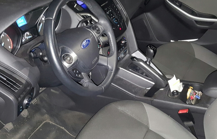 Hire a Ford Focus in Sevilla