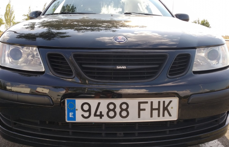 Hire a Saab 93 in Madrid