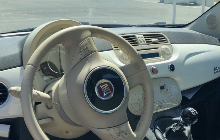 Hire a Fiat 500 in Barcelona