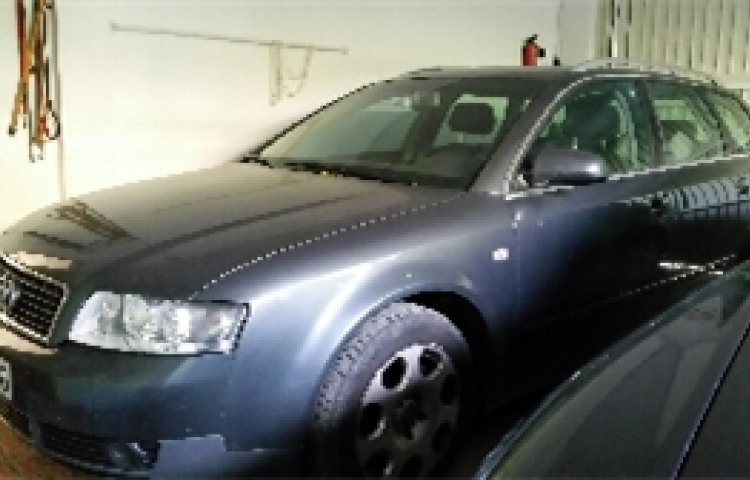 Hire a Audi A4 Avant in Barcelona