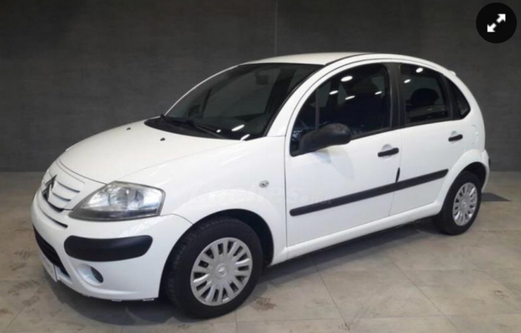 Hire a Citroen C3 in Maó
