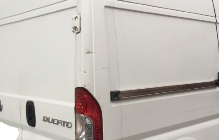 Hire a Fiat Ducato in Madrid