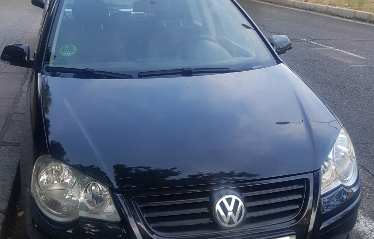 Hire a Volkswagen Polo in Madrid