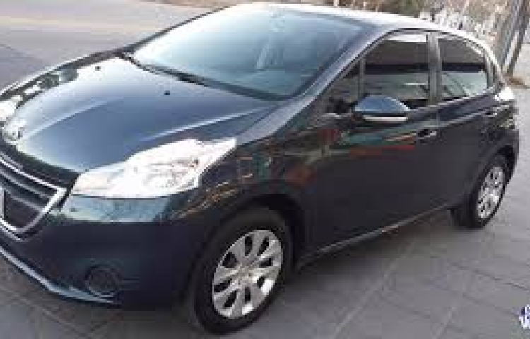 Hire a Peugeot 2008 in Barcelona