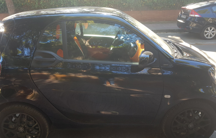 Hire a Smart ForTwo in Gavà
