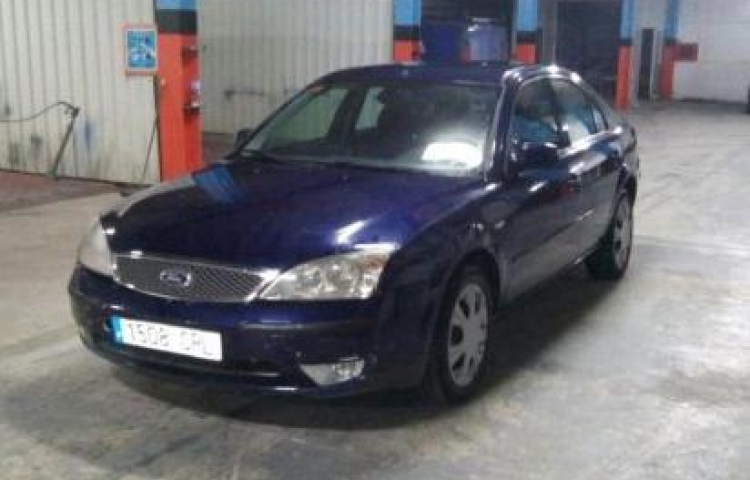 Hire a Ford Mondeo in Málaga