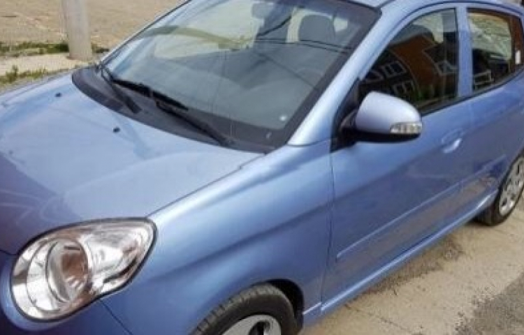 Hire a Kia Picanto in Maó