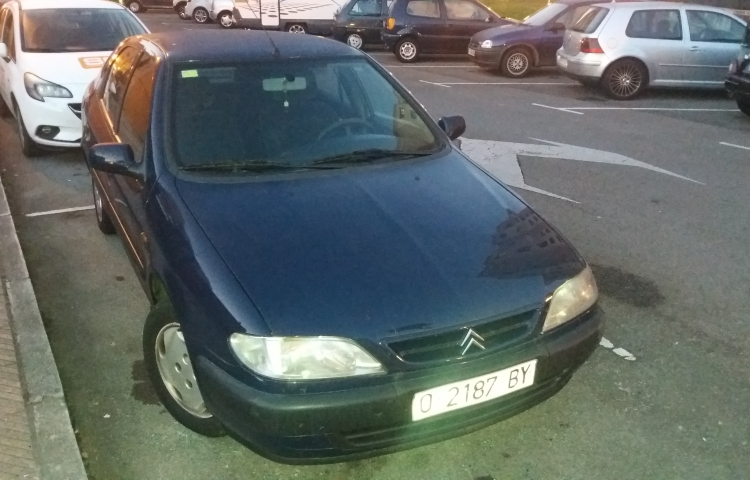 Hire a Citroen Xsara in Oviedo