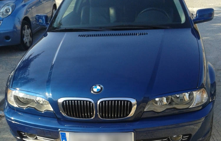 Hire a BMW Bmw Serie 3 in Alicante