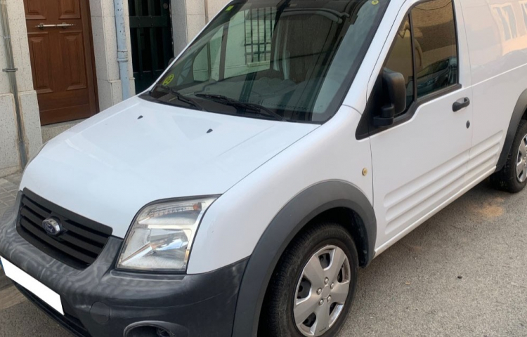 Hire a Ford Transit in Badalona