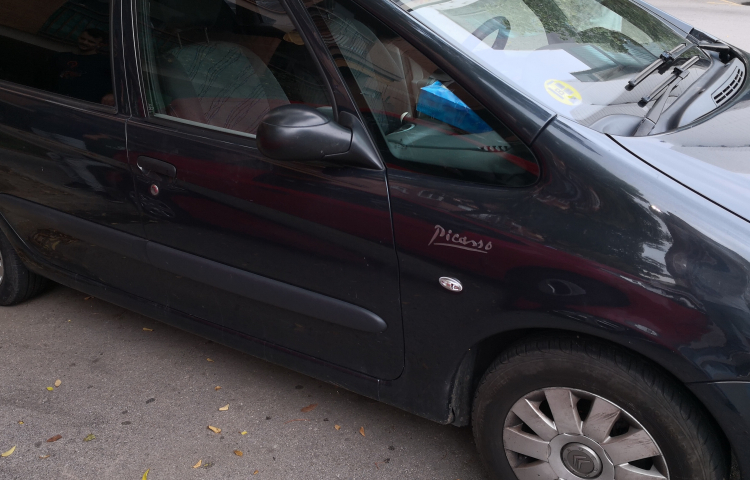 Hire a Citroen Xsara Picasso in Barcelona