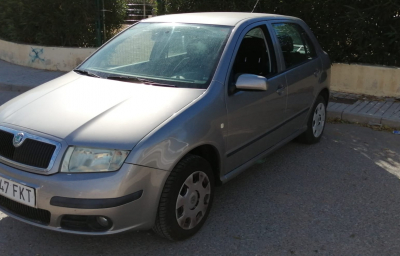 Skoda Fabia