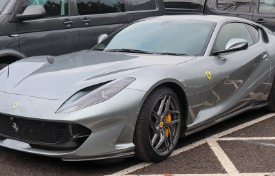 Ferrari 812 Superfast