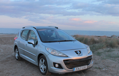 Peugeot 207 Spacewagon 1.5 90cv
